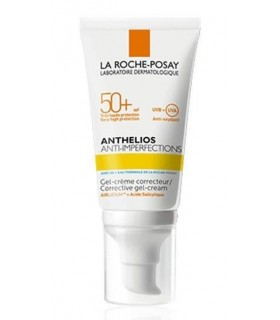 La Roche Posay Anthelios Gel-Crema SPF50 Anti-Imperfecciones 50 ML