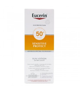 Eucerin Sun Protection SPF50 Loción Extra Light 150 ML