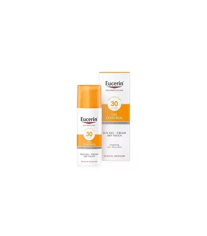 Eucerin Sun Protection Oil Control SPF30 Gel Crema Rostro 50 ML