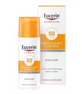 Eucerin Sun Protection Photoaging Control Sun Fluid 50 ML