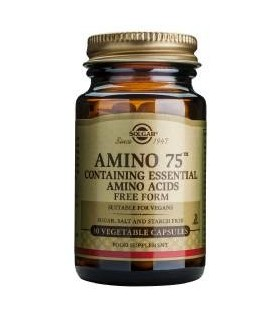 Amino 75 30 Cápsulas