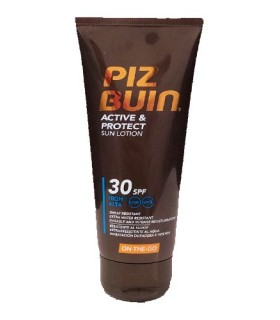 Piz Buin Active & Protect SPF30 Loción Solar 100 ML