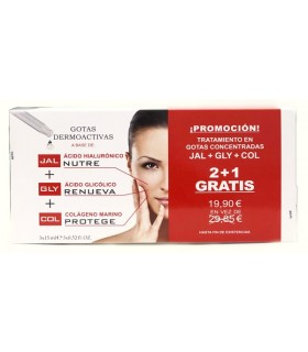 Vital Plus Tratamiento en Gotas 2+1 JAL 15 ML + GLY 15 ML + COL 15 ML