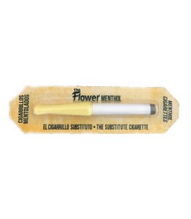 The Flower Menthol Cigarrillos 1 Unidad