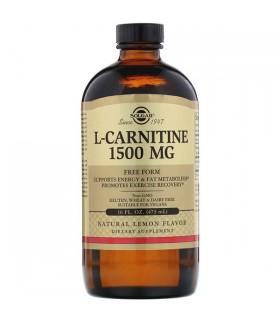 Solgar L-Carnitina Liquida 1500 Mg 473 Ml