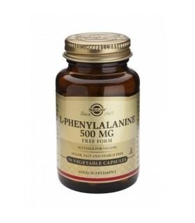 Solgar L-Fenilalanina 500 Mg 50 Capsulas