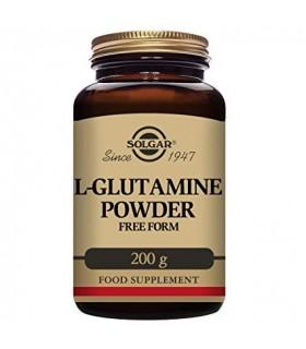 Solgar L-Glutamina En Polvo 200 G
