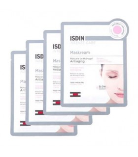 Isdin Maskream Intense Care Facial Antiaging 4 Unds