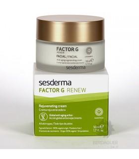Sesderma Factor G Renew Crema Regeneradora Antiedad