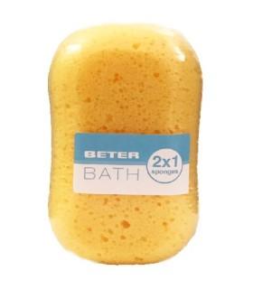 Beter Esponja Baño 2X1