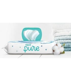 Dodot Aqua Pure Toallitas Húmedas Para Bebés 48 Unds
