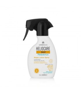 Heliocare 360º Pediatrics SPF50 Atopic Lotion Spray 250 ML