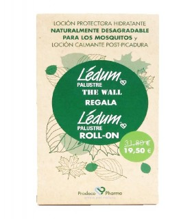Ledum Pack Palustre The Wall 100 ML + Palustre Roll On 30 ML