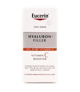 Eucerin Hyaluron Filler Vitamina C Booster 8 ML X 1 Und
