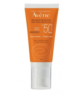 Avène Crema Solar SPF50 Color 50 ML