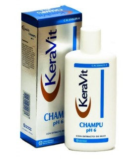 Keravit pH6  Champú 200 ML