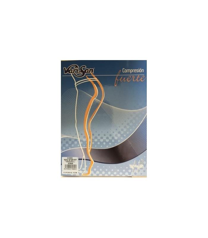 Varisan Media Corta (A-D) Compresión Fuerte Talla 3