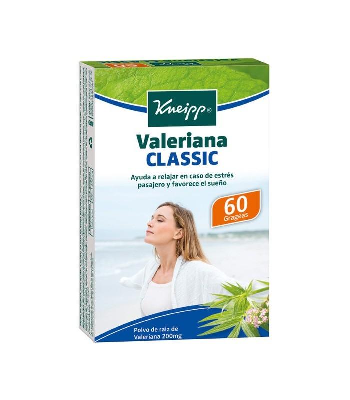 Kneipp Valeriana Classic 200 Mg 60 Comprimidos