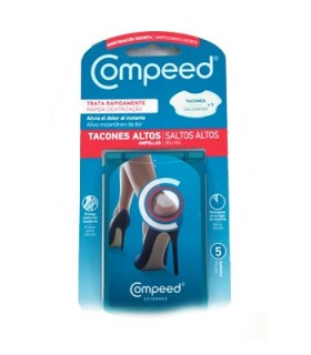 Compeed Tacones Altos 5 Unds