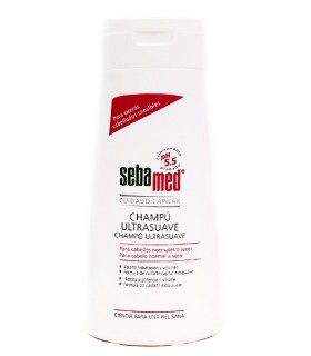 Sebamed Champú Ultrasuave 400 ML
