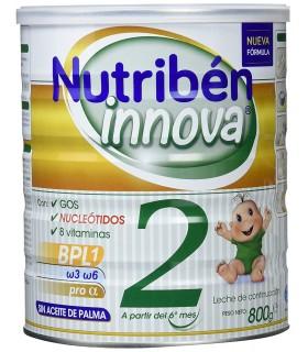 Nutriben Innova 2 Continuación +6M 800 Gr