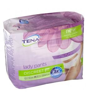 Tena Lady Pants Protective Underwear Discreet Talla L 10 Unidades