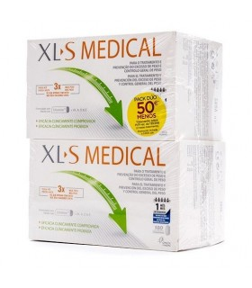 XLS Medical Captagrasas Pack 2 X 180 Comprimidos