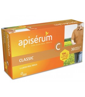 Apiserum Classic Ampolla Bebible 100 Mg 30 Ampollas