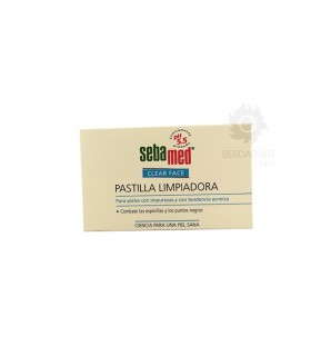 Sebamed Pastilla Limpiadora Clear Face 100 g