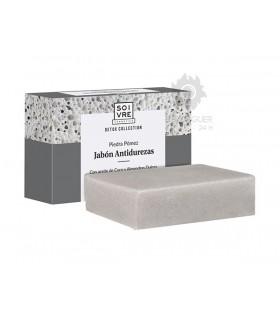 Soivre Jabon Antidurezas Con Piedra Pomez 125 g