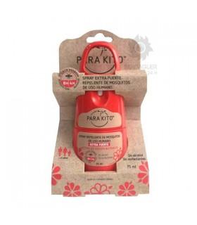 Parakito Spray Extra Fuerte Repelente Mosquitos Uso Humano 75 ml