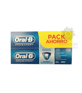 Oral-B Pro Expert Duplo Multiproteccion 2 X 100 ml