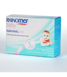 Rinhomer Baby Narhinel 10 Recambios Desechables