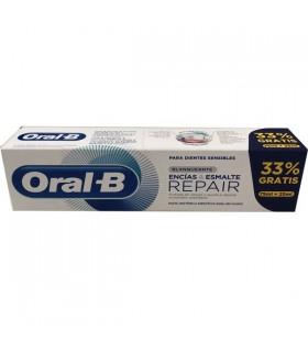 Oral-B Pasta Original Encías & Esmalte Repair 75 ml + 30% Gratis