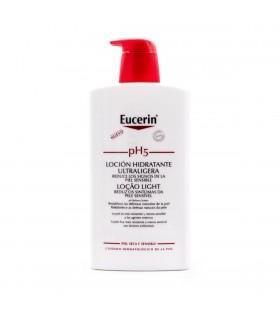 Eucerin pH5 Loción Hidratante Ultraligera 1L