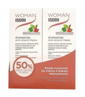 Womanisdin Antiestrias 250Ml + 50% 2 Unidad 250 Ml