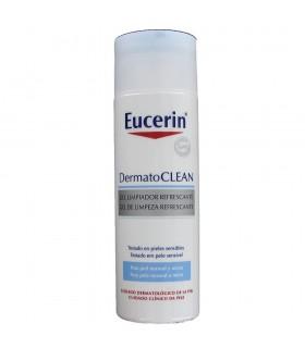 Eucerin Dermatoclean Gel Limpiador Refrescante 200 Ml