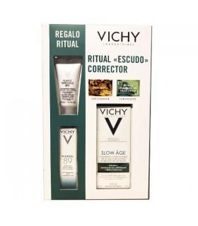 Vichy Slow Age + Regalo Ritual Escudo Corrector