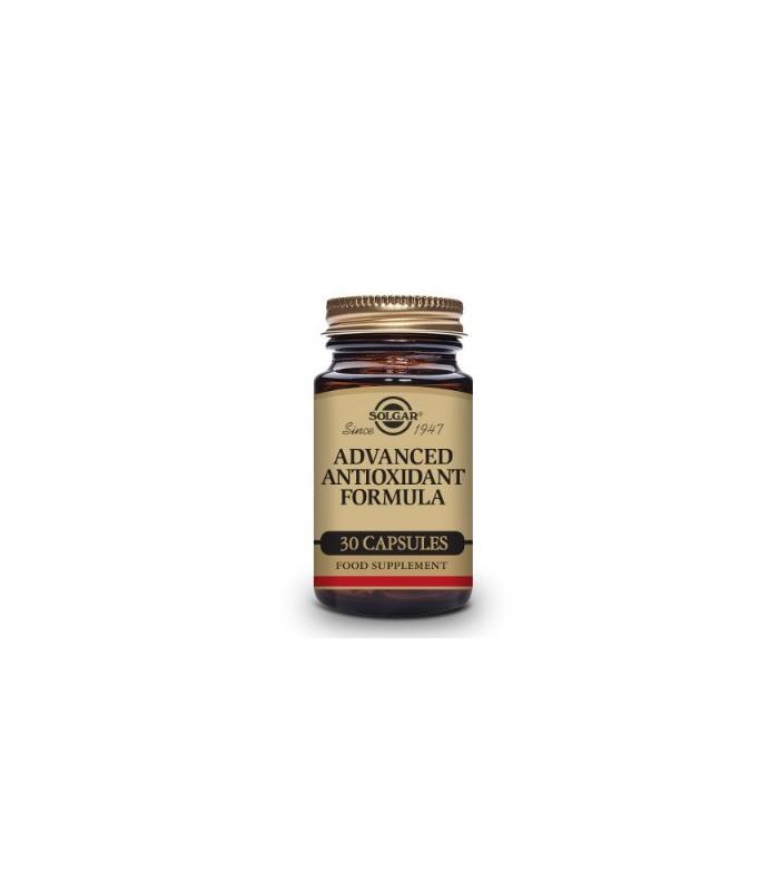 Solgar Formula Antioxidante Avanzada 30 Capsulas