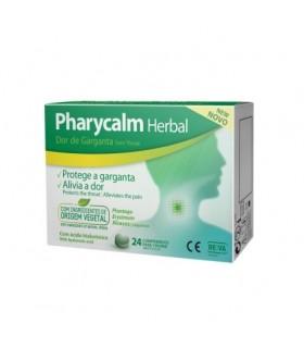 Pharycalm Dolor de Garganta 24 Comp