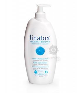 Linatox Emulsión Hidratante Piel Atópica, Seca y Sensible 500 ML