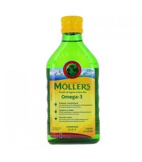 Mollers Omega3 Aceite de Bacalao 50Ml