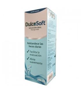 Dulcosoft Solucion Oral 125 Mg 250 Ml Sabor Neutro