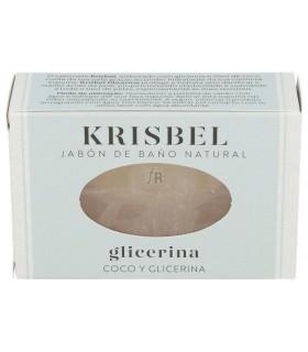 Krisbel Jabon De Glicerina 125 G Pastilla