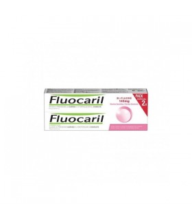 Fluocaril Pasta Dientes Sensibles 2X75 Ml
