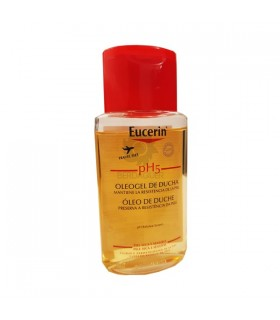 Eucerin Ph5 Oleogel De Ducha 100 Ml