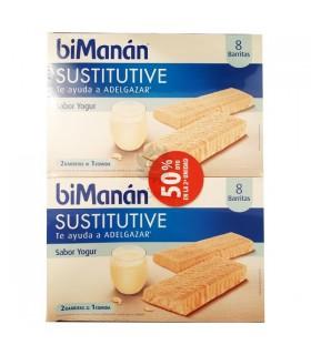 Bimanan Barritas Sabor Yogur 50% Dto En La 2ª Unidad