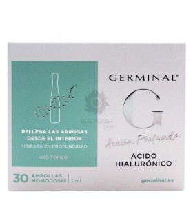 Germinal Accion Profunda Antioxidante Dia 1 Ml 30 Ampollas