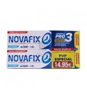 Novafix Formula Pro 3 Duplo Sin Sabor 2 U X 70 G