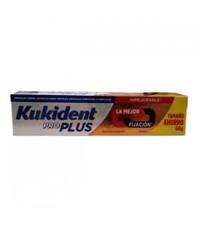 Kukident Pro Doble Accion Crema Adhesiva Para Dentaduras